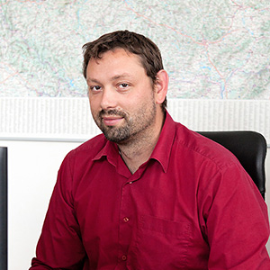 Petr Jalůvka z DYNAMIC FUTURE